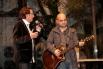 David Escamilla i Jofre Bardagí cantant junts Paraules d,amor de Joan Manuel Serrat (març 2012)
