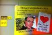 Presentació abril 2013 del llibre QUE L,AMOR ENS SALVI DE LA VIDA de David Escamilla. Escola IPSI