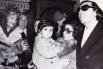 Amb el pianista de jazz Tete Montoliu i la cantant Núria Feliu (Barcelona, 1972)