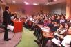 David Escamilla. Conferència La semilla de la felicidad en la empresa. EADA Business School, febrer 2013