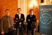 Al Cercle del Liceu amb Didac Lee (emprenedor digital). Presentació de l'acte: David Escamilla. Maig 2012