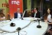 Club 21 - El Club de las mentes inquietas. Amb Joaquim Deulofeu (Qualitat Serveis Empresarials), Gemma Cernuda (Peix&Co), Begoña Ferreras (WC Protect). 4 octubre 2014 - Ràdio 4 - RNE