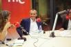 Club 21 - El Club de les ments inquietes. Amb Joaquim Deulofeu (Qualitat Serveis Empresarials), Gemma Cernuda (Peix&Co), Begoña Ferreras (WC Protect). 4 octubre 2014 - Ràdio 4 - RNE