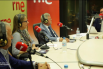 Club 21, amb Enric Crous (Damm), Natalia Perarnau (Kids&Co) i Josep Bou (Panaderies Jaime Bou) -12-09-15. RNE, Ràdio 4