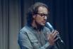 David Escamilla IMPARATO interpreta en directe a la SGAE el seu àlbum ''La Grande Bellezza'' (C) 2016 Satélite K.