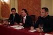 Vantage Face to Face - Bosco de Gispert i Enrique Tomás. Conductor de la xerrada: David Escamilla. Cercle del Liceu, 24 de Febrer 2014