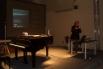 Presentant el meu film documental ''Mar d'hivern'' al Festival della Creativita, Firenze (Itàlia), 2006