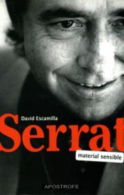 Serrat, material sensible