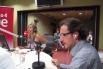 David Escamilla y Xantal Llavina en directo en el programa Directe 4.0, Radio 4 RNE (otoño 2012)