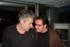 Entrevistando el escritor Quim Monzo en Cataluña Radio. Barcelona, 2004