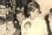 Bautizo con Joan Manuel Serrat 1969