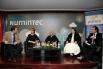 Talking Numintec. Rosa Tous, Rosa Oriol y Sor Lucía Caram. Presentación del acto: David Escamilla. (Barcelona - Febrero de 2013)