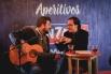 APERITIVOS CINZANO CON... ANTONIO OROZCO. Entrevista-Conversa en BARCELONA con David Escamilla. 3 DECIEMBRE, 12:30H.
