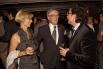 En la fiesta de verano de 2012 de la terraza del HOTEL CLARIS con el Alcalde de Barcelona (Xavier Trias).