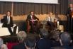 Talking Numintec con Sandro Rosell (Barça) y Enric Crous (Damm). Conductor de la charla: David Escamilla. 28 de noviembre 2013
