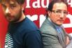 Quim Masferrer y David Escamilla. Radio 4, RNE, enero 2013