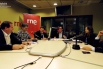 Club 21, 9 de noviembre de 2014, RNE, Ràdio 4 - Con Roger Guasch (Gran Teatre Liceu), Josep Valls (Anticimex), Joan Torrent (UOC Business School)