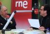 Grabación del programa La Felicitat - Con Joan Margarit (Poeta y arquitecto), Norbert Bilbeny (filósofo). Dirección y presentación: David Escamilla. 20 de Marzo 2014