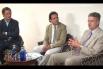 Forum Gild by David Escamilla. Javier Cottet (Cottet y Barna Centre) y Marc Ambrock (Gild International). Julio 2013, Barcelona