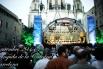 ''El Liceu surt al Carrer'' - 24 sept 2014 - La MercèBCN. David Escamilla ha presentado el act de claudura de las Fiestas de la Mercè 2014
