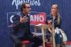 APERITIVOS CINZANO CON... MARÍA ESTEVE. Entrevista-Conversación en MADRID con David Escamilla. 15 OCTUBRE, 12:30H.