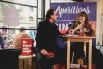 APERITIVOS CINZANO CON... ISABEL COIXET. Entrevista-Conversación en BARCELONA con David Escamilla. 12 NOVIEMBRE, 12:30H.