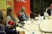 Club 21, con Enric Crous (Damm), Natalia Perarnau (Kids&Co) i Josep Bou (Panaderies Jaime Bou) -12-09-15. RNE, Radio 4