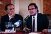 Elpidio Silva (magistrado excedente), Jacint Soler Padró (Presidente FCSC) i David Escamilla (Vicepresidente FCSC) - 27 nov 2014 - Cercle del Liceu (Barcelona) - Fundación Catalunya Societat Civil