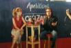 APERITIVOS CINZANO CON... LETICIA DOLERA. Entrevista-Conversación en MADRID con David Escamilla. 9 JULIO, 12H, MADRID.