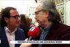 Reportaje de Btv  - Presentación del libro ''Palabras de Amor'' con Joan Manuel Serrat - 28-04-15