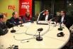 Club 21 - Con Jaume Gurt, Ramon Novell y Philippe Delespesse. Presentación y dirección: David Escamilla. Presentación y dirección: David Escamilla. 13 de abril 2014, RNE - Radio 4