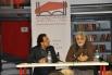 Entrevista-debate con el director de teatro RICARD REGUANT a la Fundación Jordi Sierra i Fabra. David Escamilla (comunicador). diciembre 2013