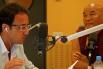 La Felicitat, con Thubgten Wangcheng y Raimón Samsó. Dirección y presentación: David Escamilla. septiembre de 2013