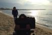 David Escamilla IMPARATO - ''Casa di sabbia''. Segundo single y videoclip del álbum ''La grande bellezza''. (C) 2016 Satélite K.