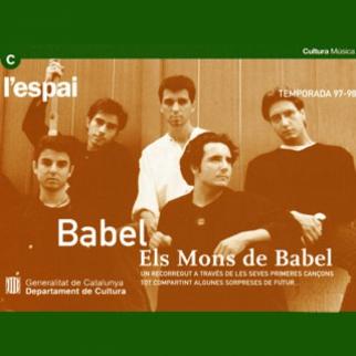Live Babel , sala