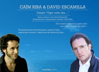 Caïm Riba & David Escamilla