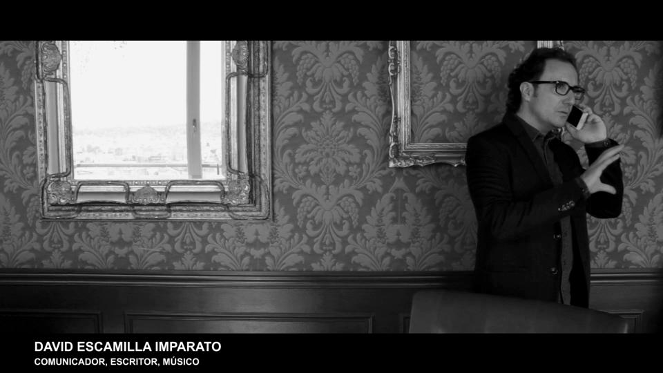 David Escamilla - Portada vídeo